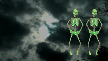 Boo! Happy Halloween
