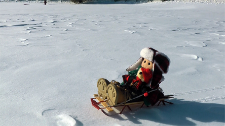 Sled Ride 2
